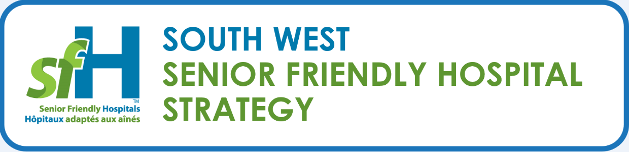 South West Senior Friendly Hospital Strategy
